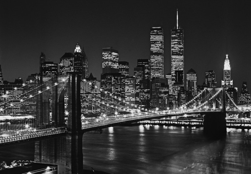 Image of   Brooklyn Bridge - 366 x 254