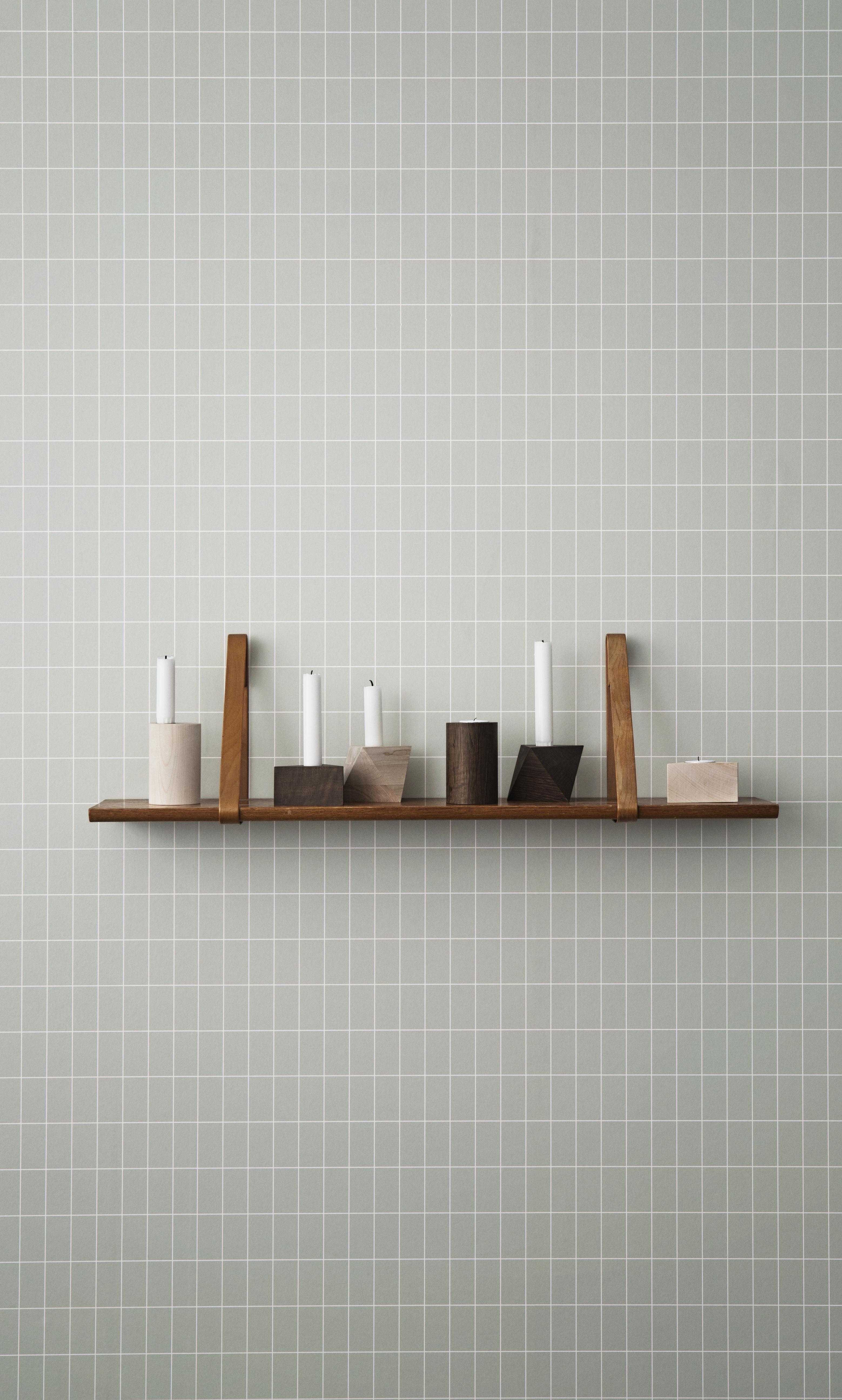 Image of   Ferm living 161 - Grid - Grønt tapet