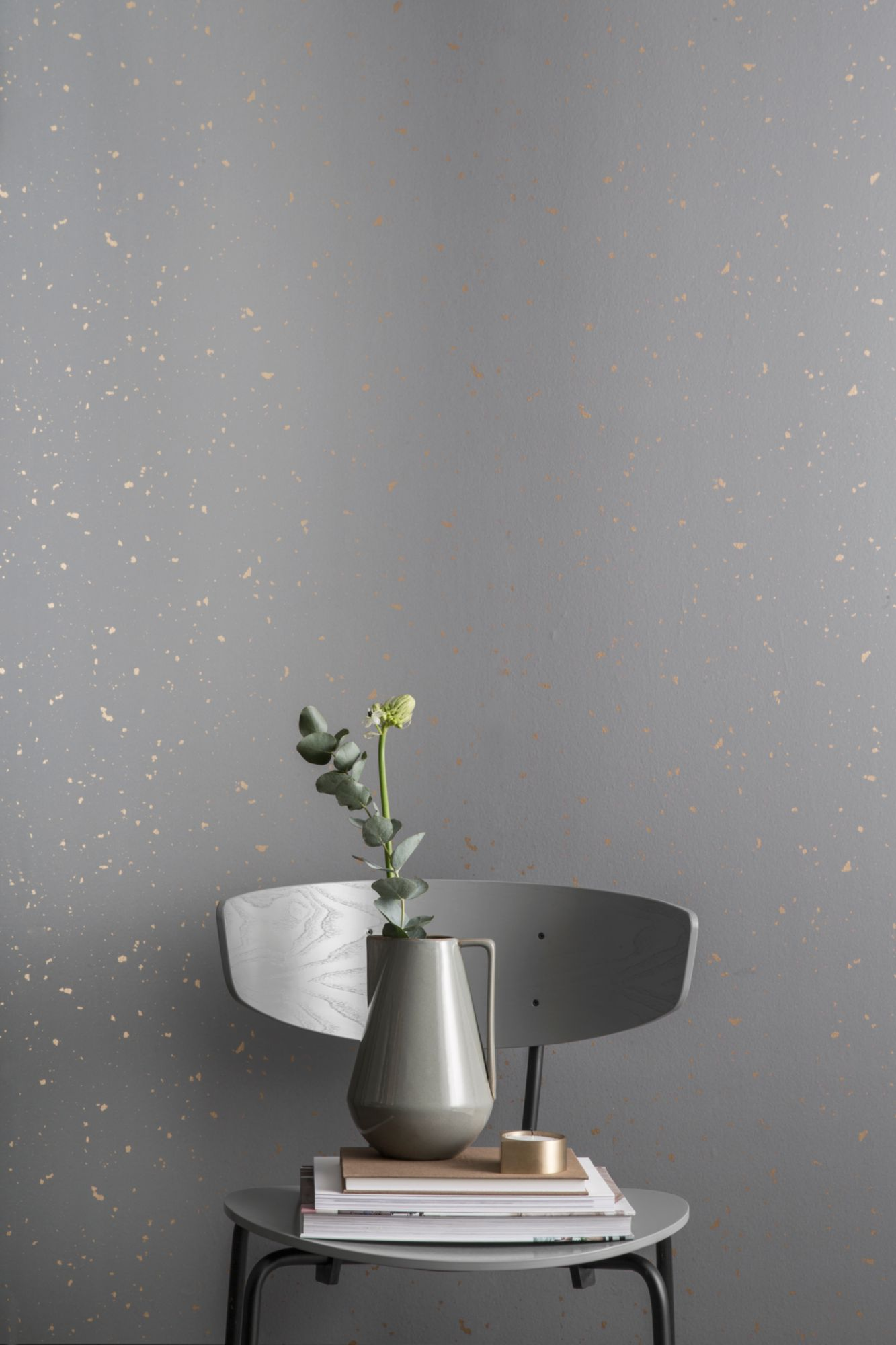 Image of   Ferm 174 - Confetti - Grey