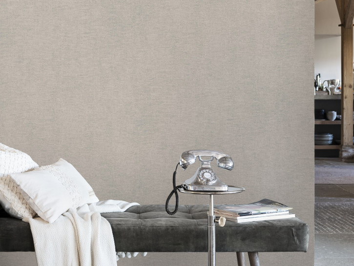Image of   Anvers Linen - Taupe