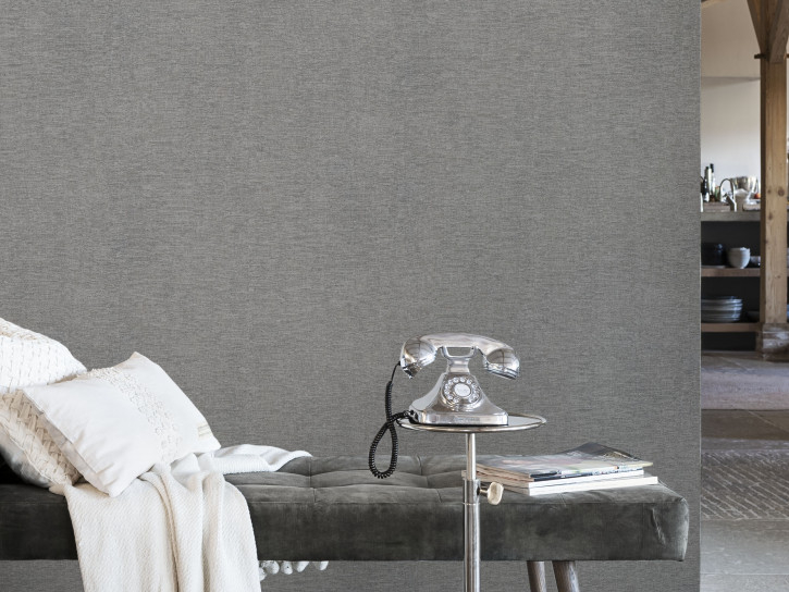 Image of   Anvers Linen - Dark Grey