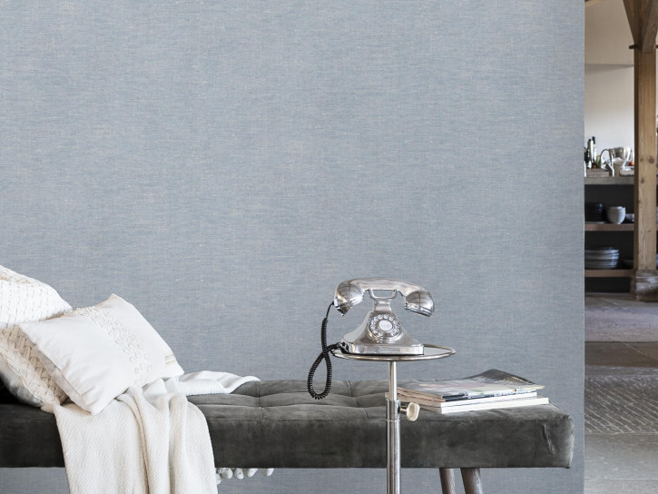 Image of   Anvers Linen - Blue