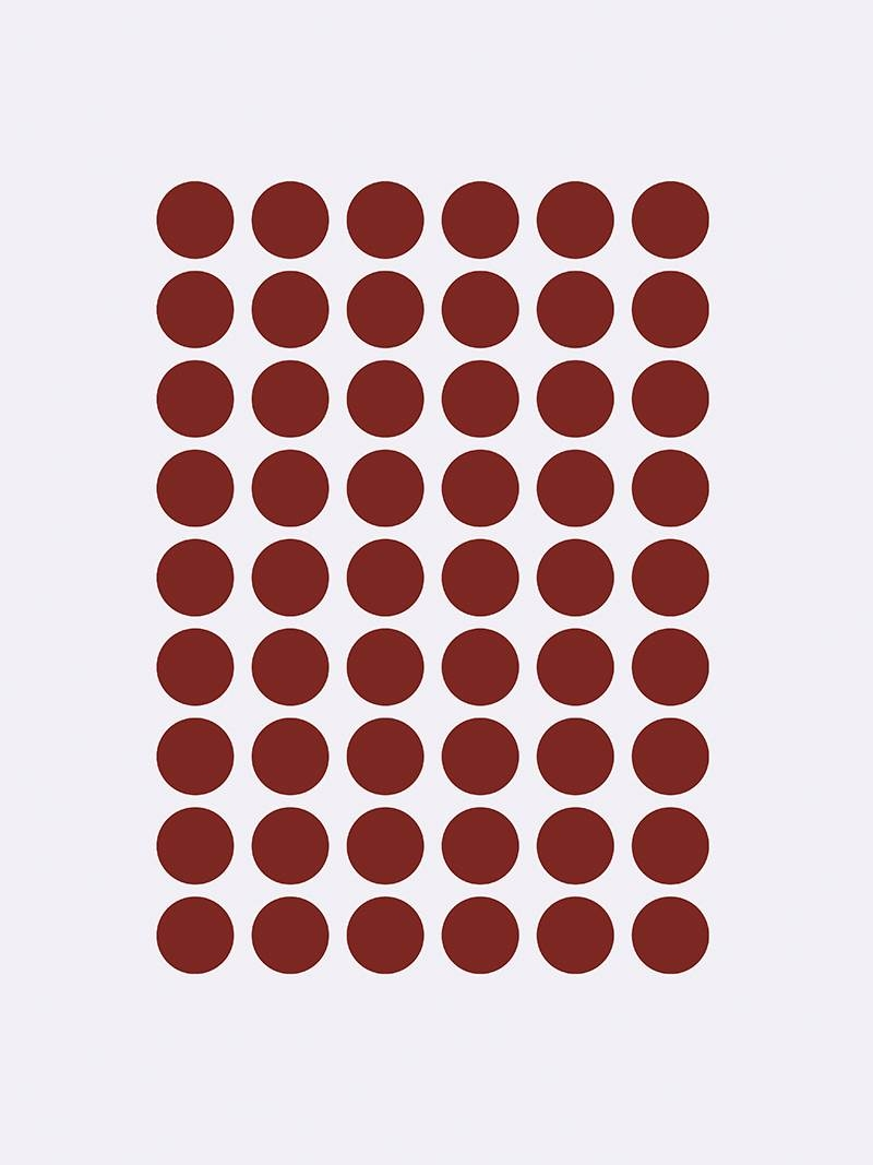 Image of   Mini Dots - Red