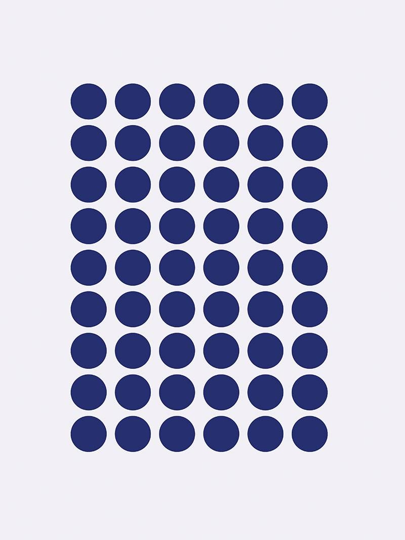 Image of   Mini Dots - Blue
