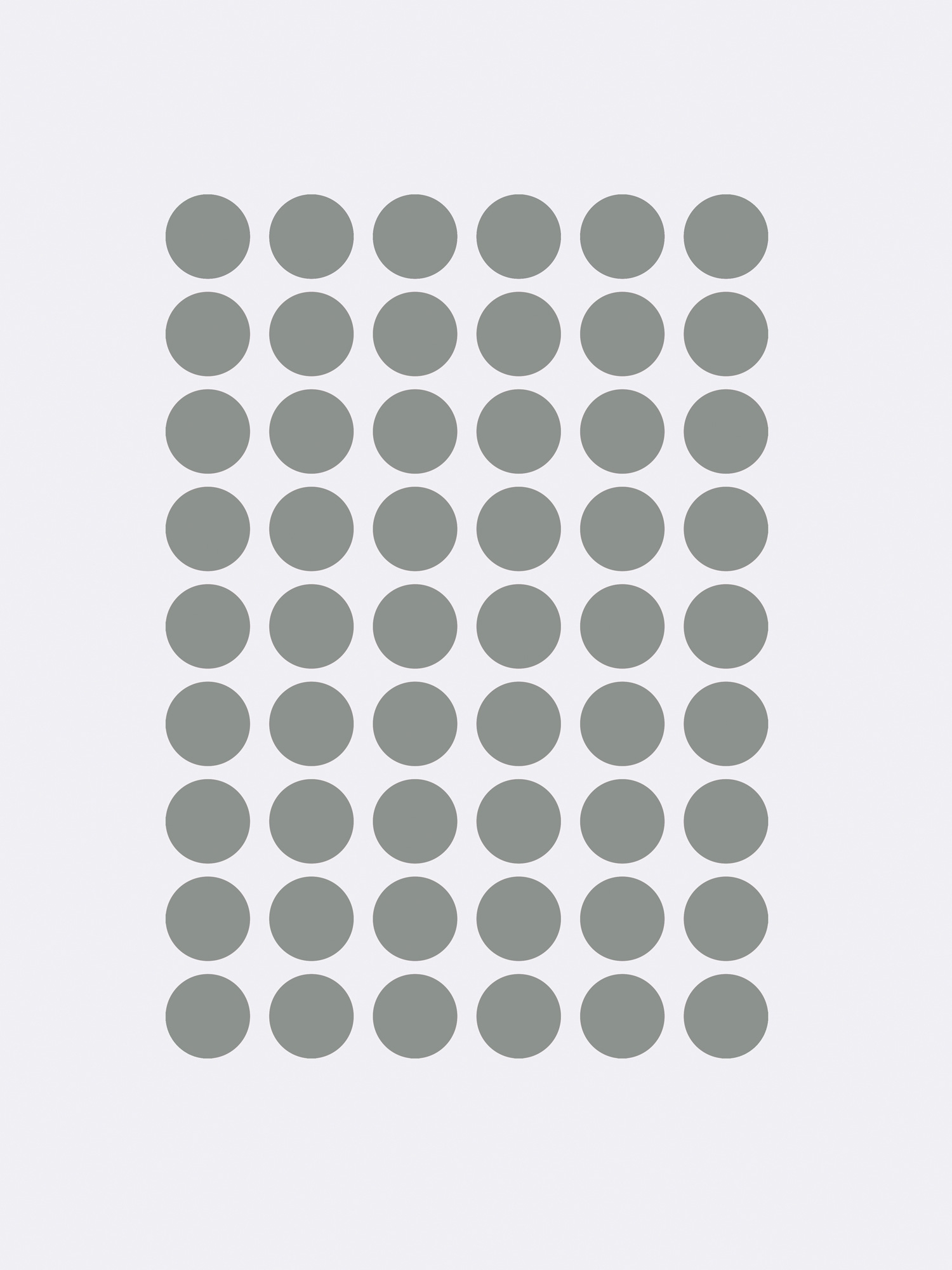 Image of   Mini Dots - Grey