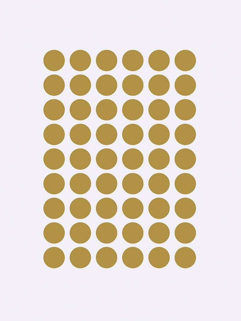 Image of   Mini Dots - Brass