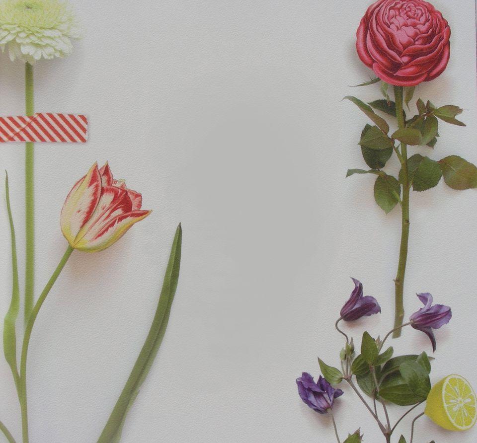 Image of   Eijffinger - Flower Garland