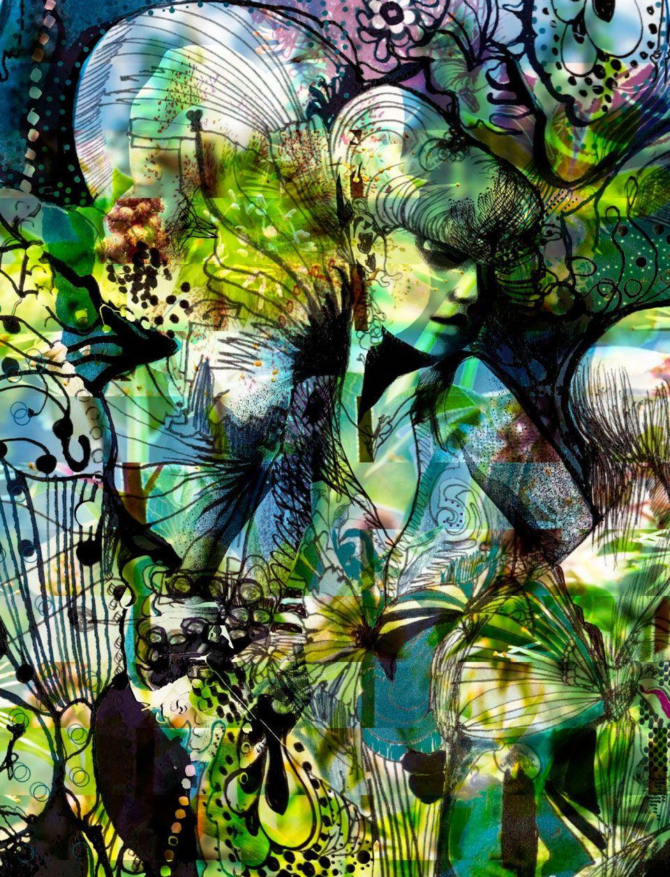 Image of   Aphrodites Garden 304-915