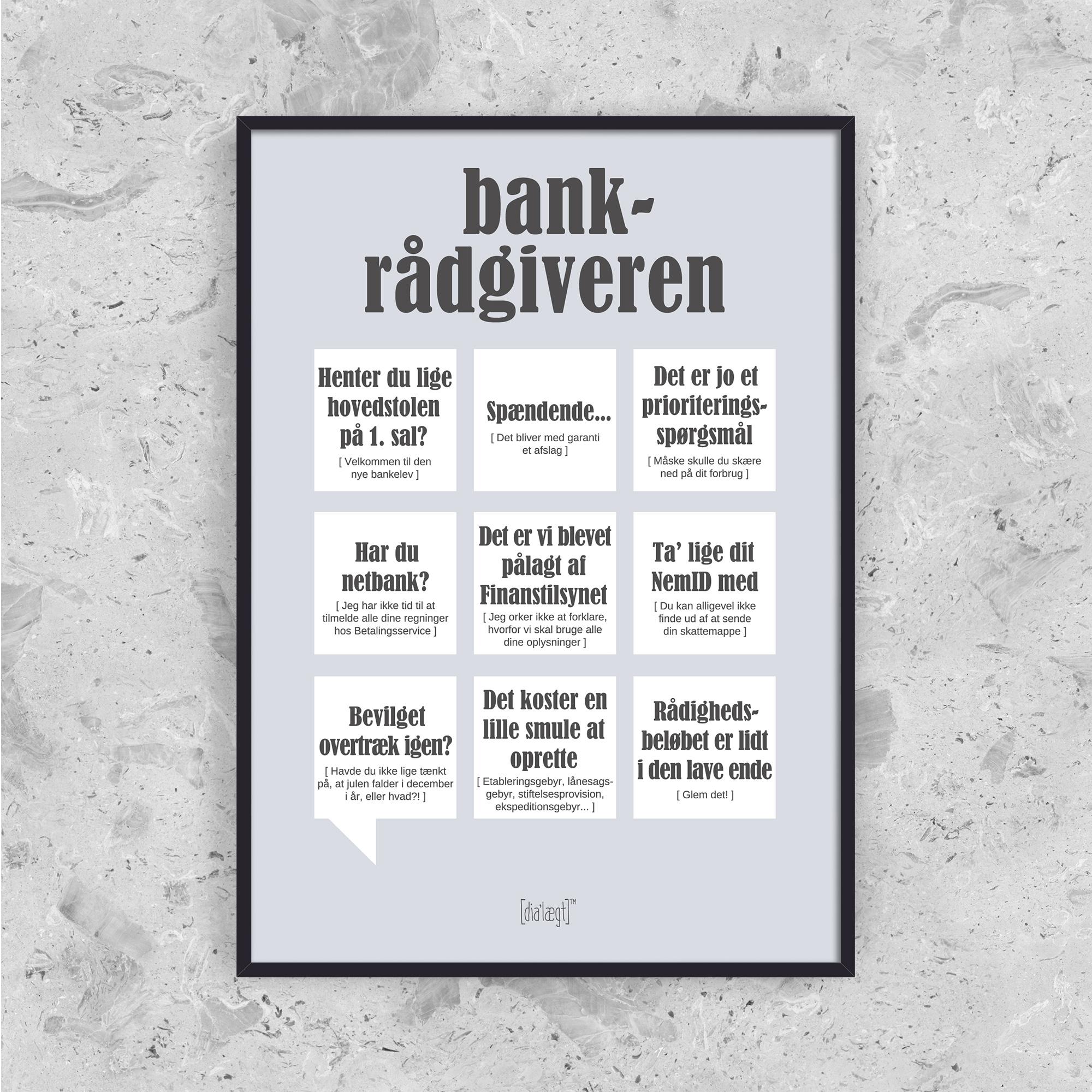 Image of   Bankrådgiveren