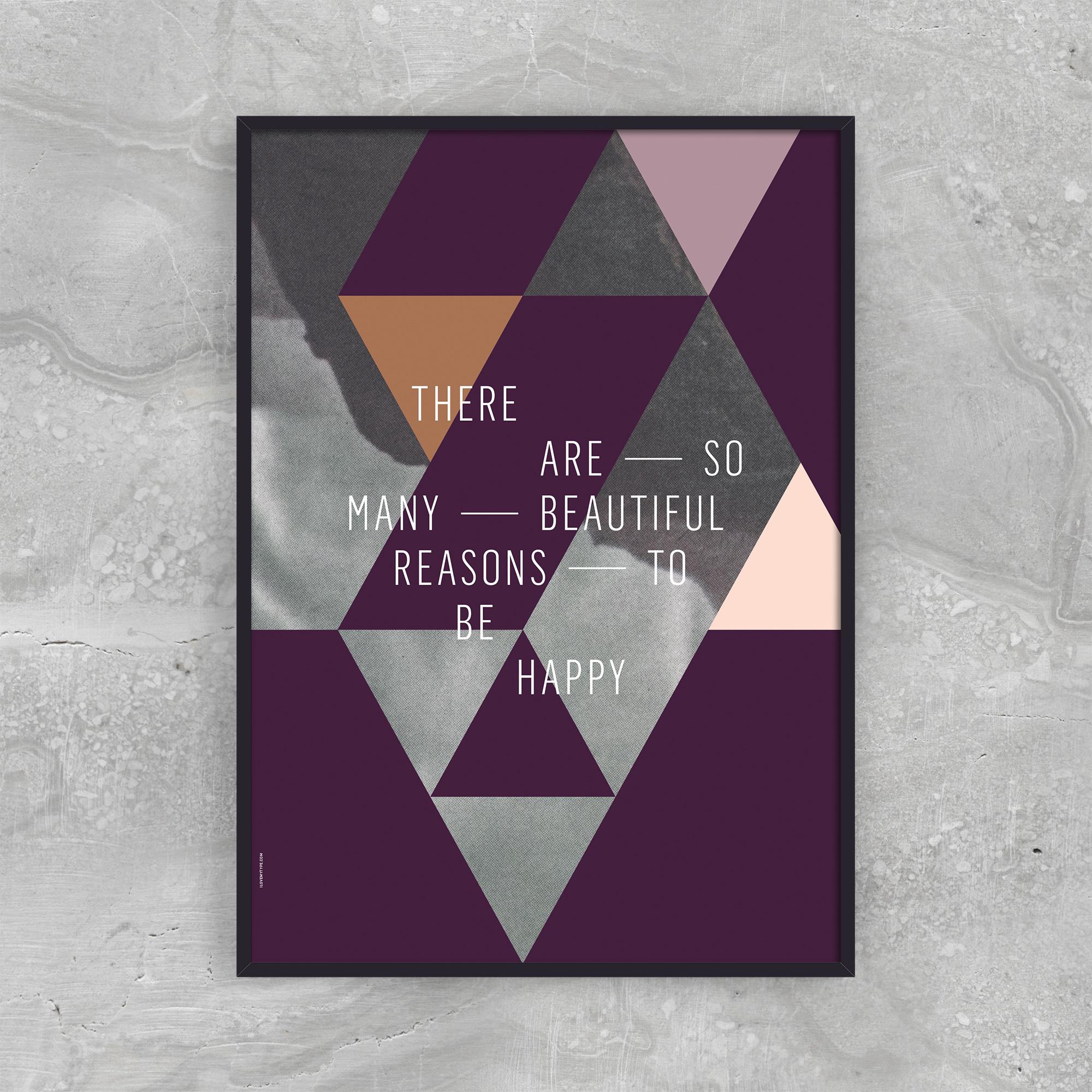 Image of   BEAUTIFUL REASONS - PLUM