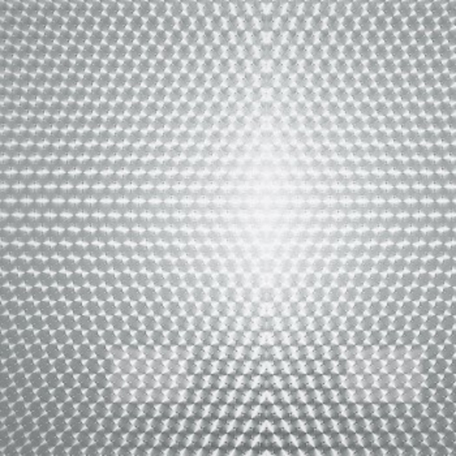 Image of   Glasfolie - Transparent-Vælg antal løbende meter-45 cm-Cirkler