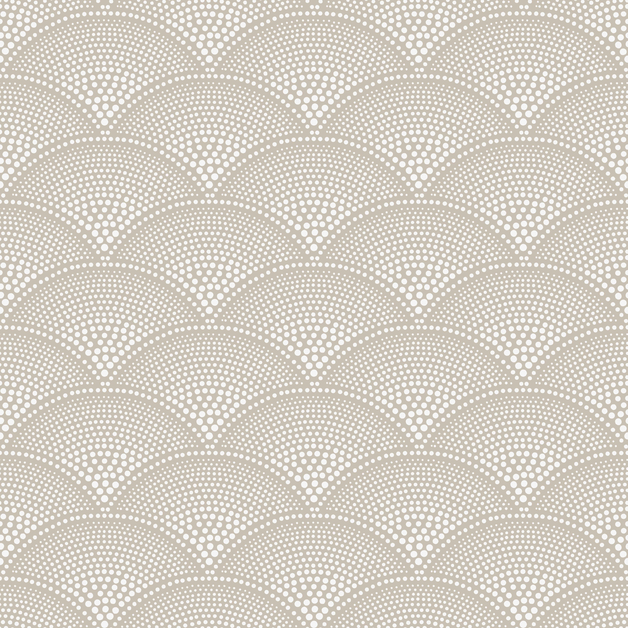 Image of   Feather Fan - Taupe