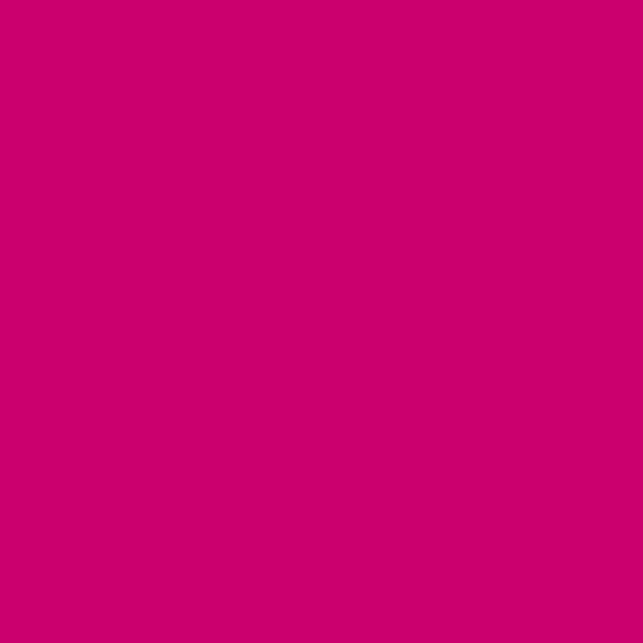 Image of   Ensfarvet folie-Magenta-2 meter rulle-Mat-67,5 cm