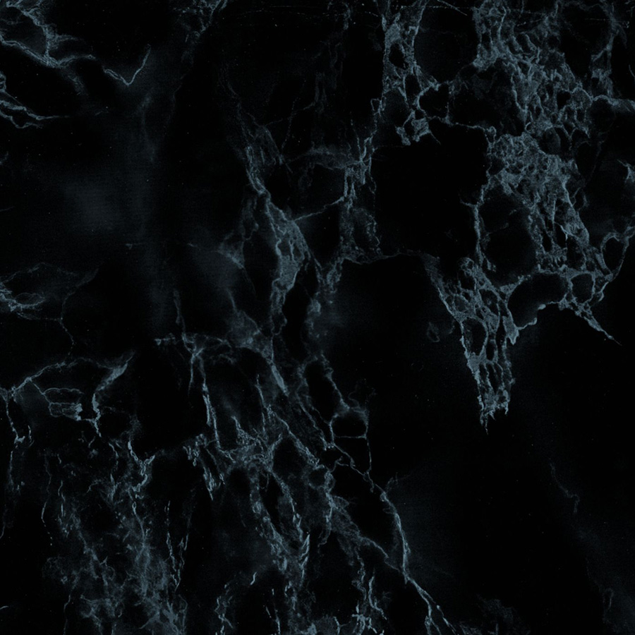 Image of   Marmor folie-2 meter rulle-67,5 cm-Marmor - Sort
