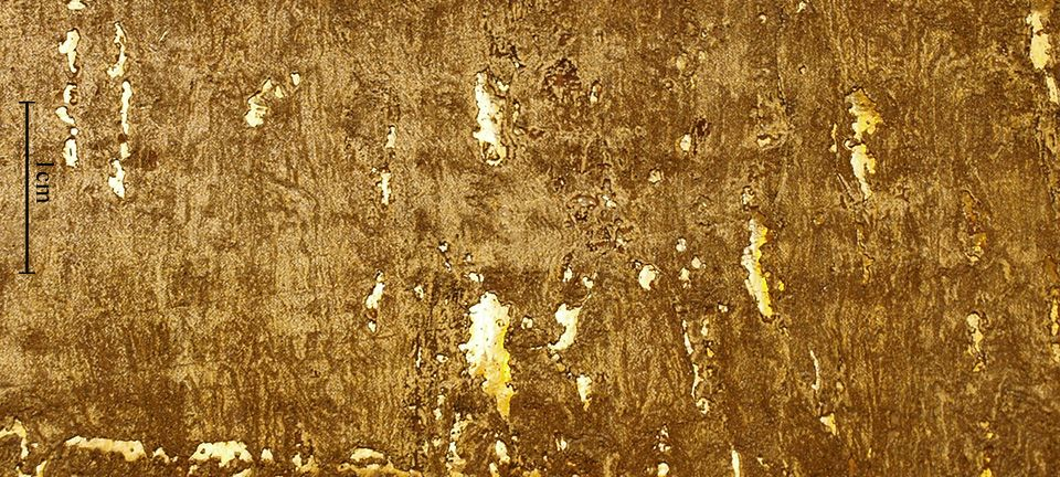 Image of   Coated Cork - Gold