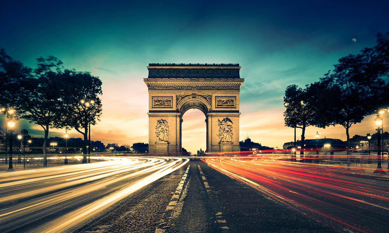 Image of   Arc De Triomphe