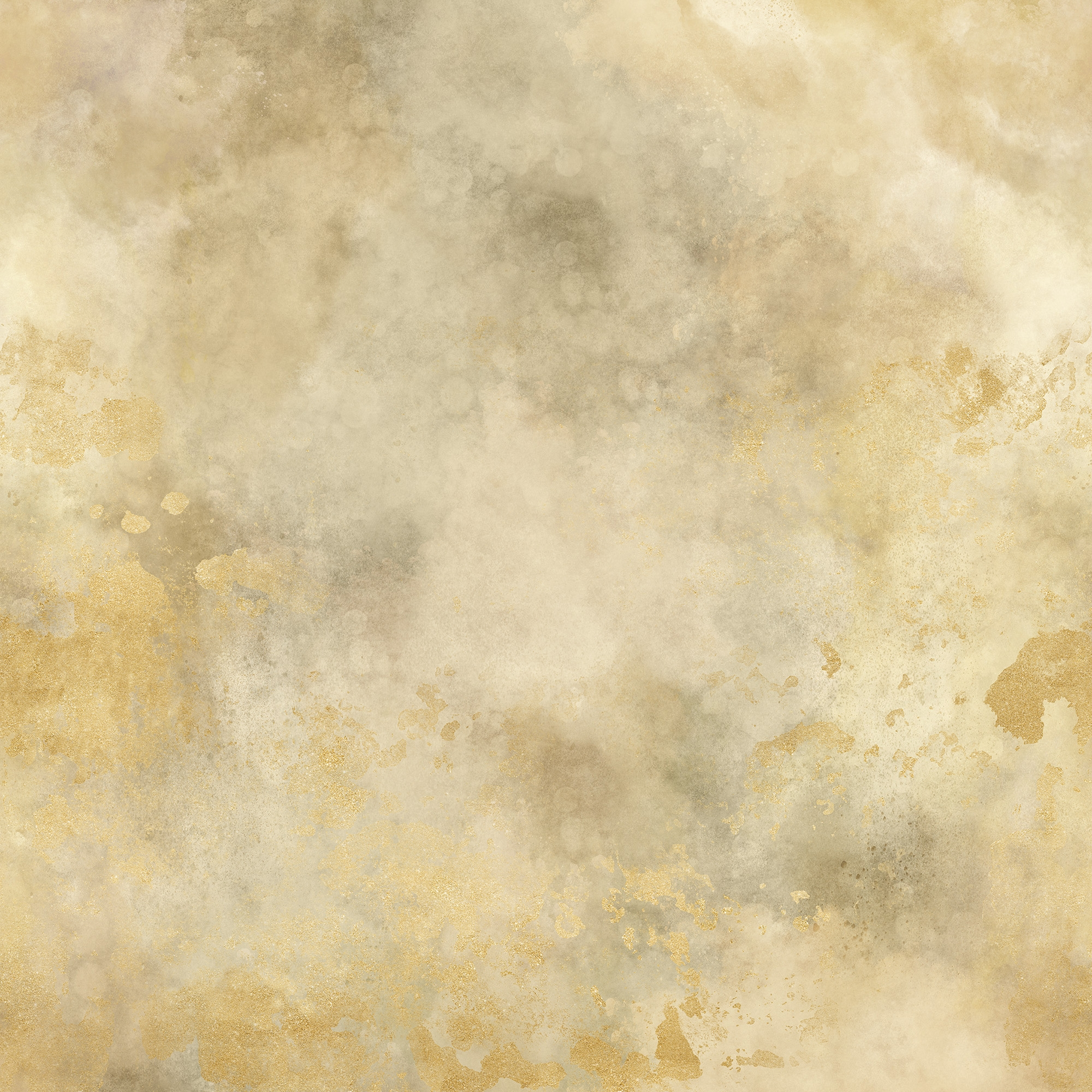 Image of   Color Clouds, Gold