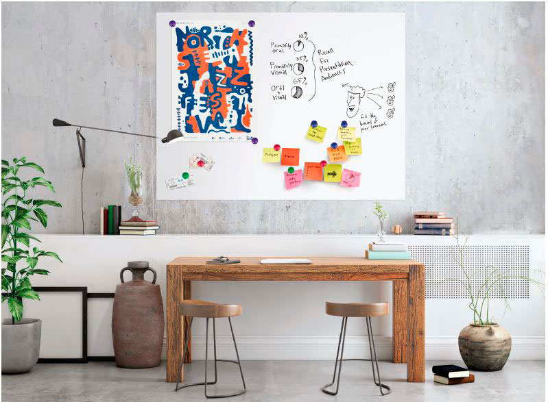 Image of   Wall Wizart - Magnetisk Whiteboard