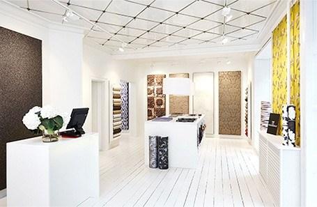tapet københavn København   Vores hyggelige tapetbutik på Frederiksberg Allé tapet københavn
